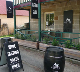 Noyce Brothers Wines, Wollombi, Hunter Valley