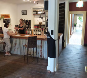 Noyce Brothers Wine Cellar Door, Wollombi, Hunter Valley